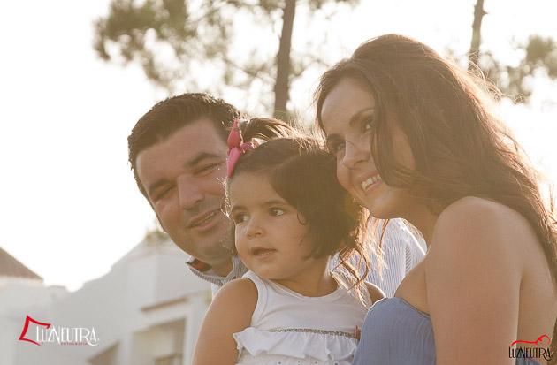 Reportaje de Fotos de Familia en Sevilla
