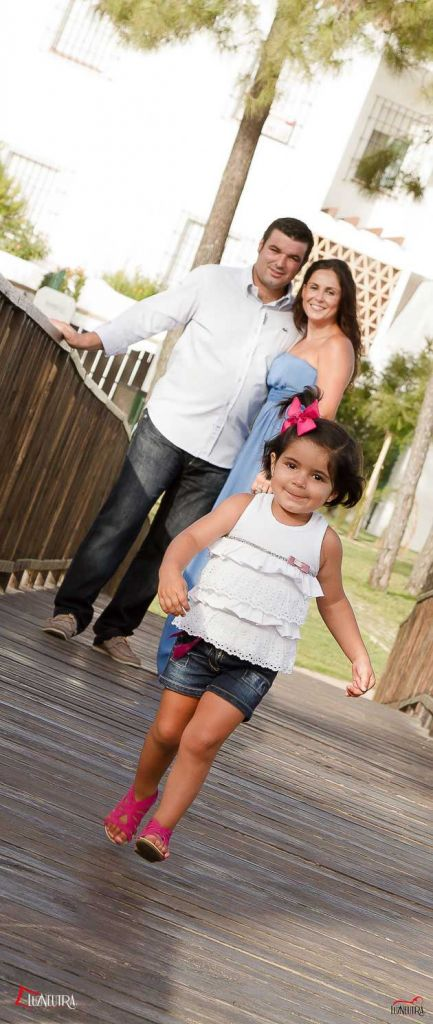 Fotos de Familia en Sevilla