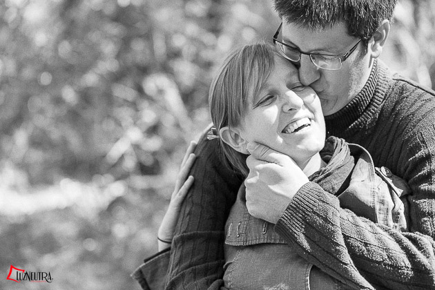 Reportaje de pareja en Sevilla