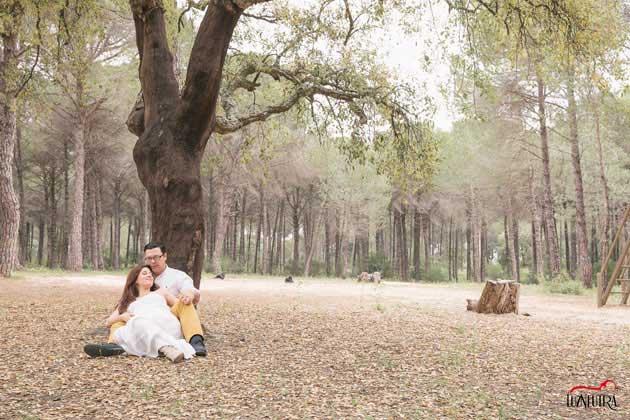 Reportaje de Embarazo en Valverde del Camino Huelva