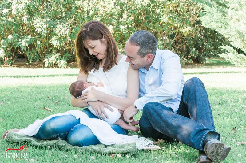 Fotógrafo de Recién Nacidos en Sevilla