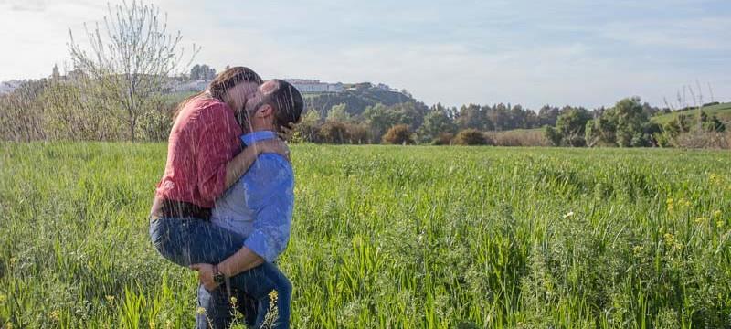 Video clip de pareja de novios fotografo sevilla