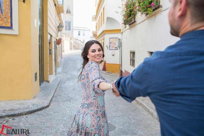 Reportajes de boda en Sevilla