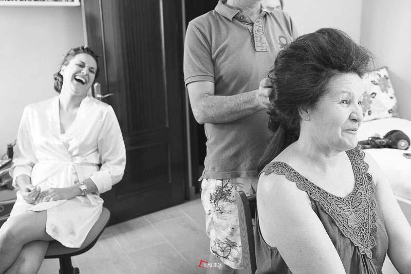 Las fotos de la boda en Sevilla de Rocío y Manu