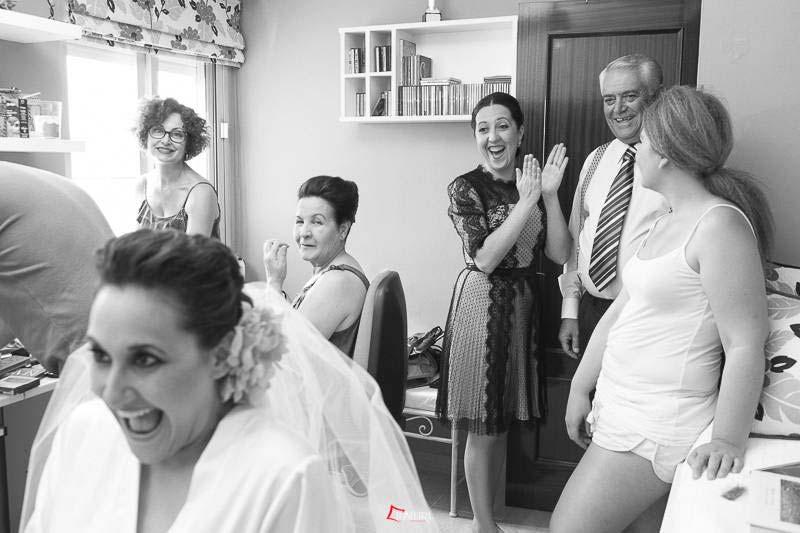 Fotos de boda originales y divertidas