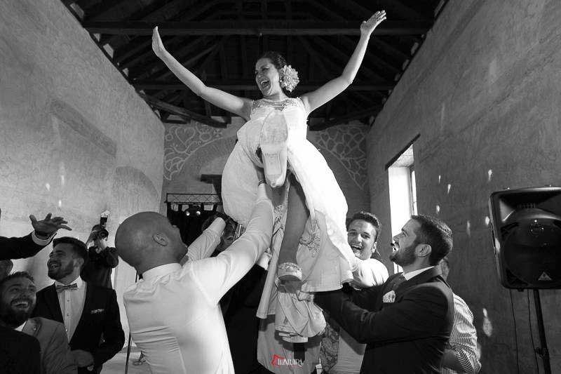 El reportaje de boda en Sevilla de Rocío y Manu