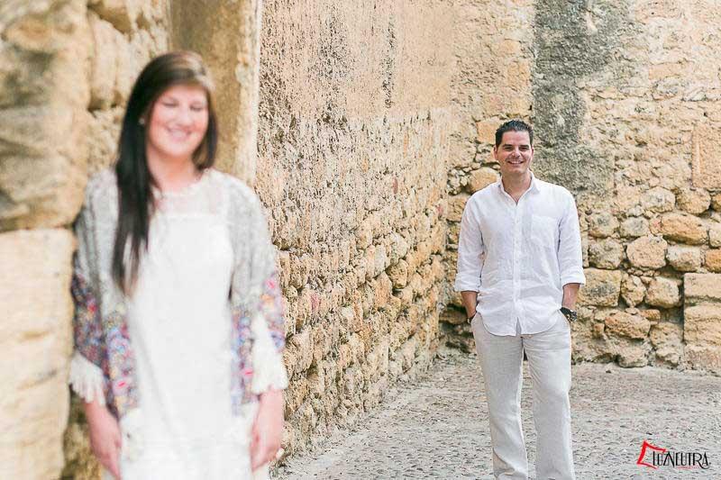 Fotos de Preboda en Sevilla · Ismael y Blanca