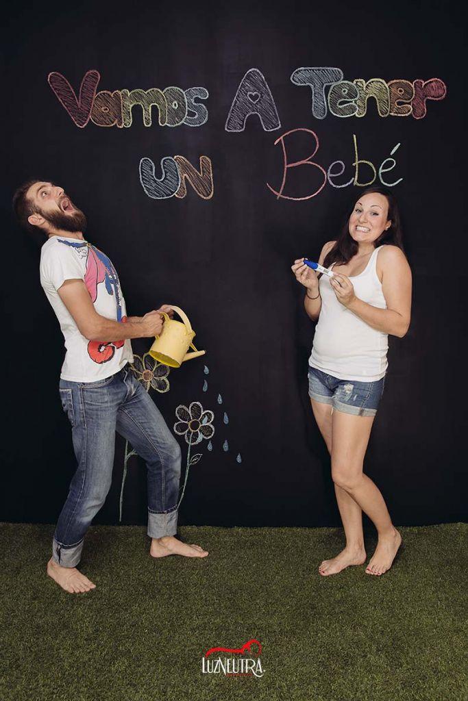 Seguimiento embarazo foto a foto
