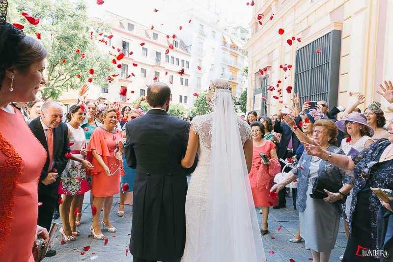 Reportaje de Fotos de Boda en Sevilla