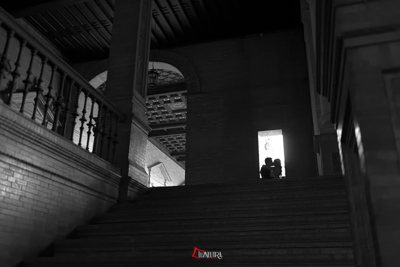Fotos de Boda en el Alcázar de Sevilla