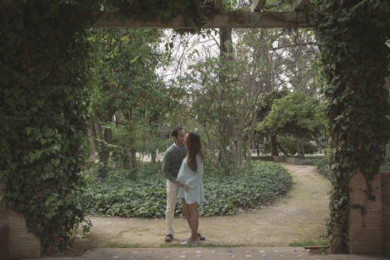 Reportaje de familia en Sevilla. Fotos de Recién Nacido en Sevilla