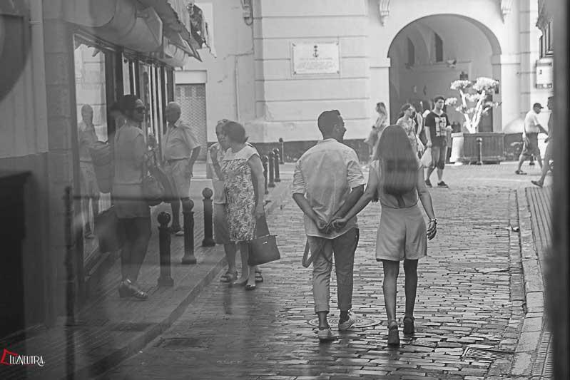 Reportaje de fotos de Preboda en Cádiz, una mirada a través de unos fotógrafos sevillanos con ganas