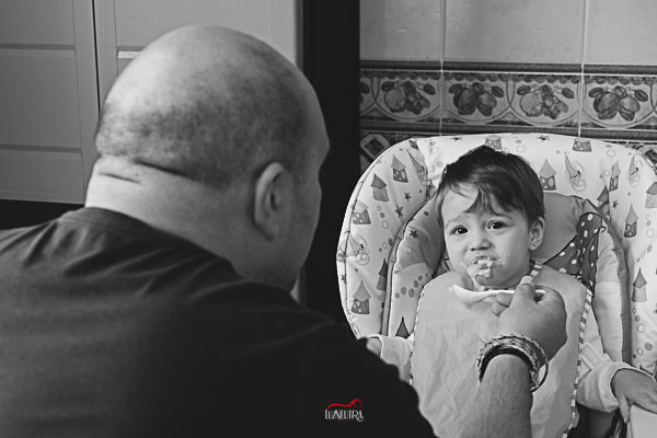 Fotos de bebés gemelos en Sevilla