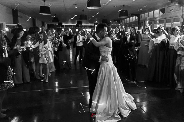 un primer baile inolvidable para los novios
