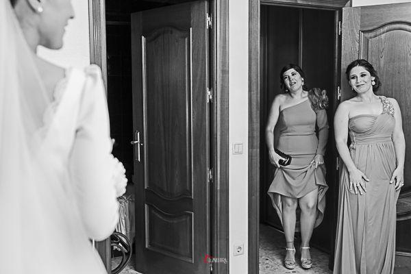 las amigas de la novia siempre nos regalan momentos especiales