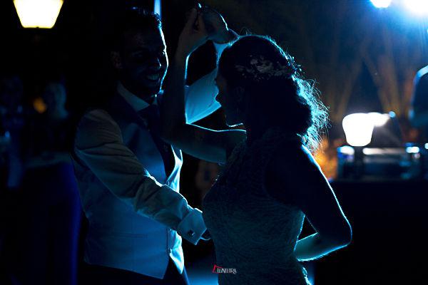 fotos de bailes de novios en Sevilla