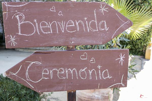 detalles de la decoración de una boda en hacienda veracruz