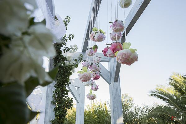 la decoracion de la boda es muy importante