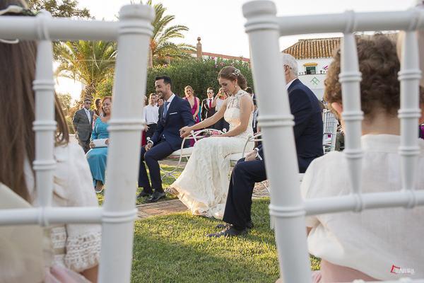 momentos de emoción y alegría durante la boda