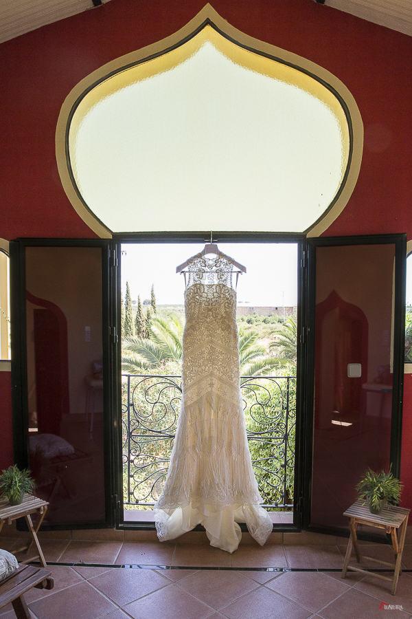 vestido de novia en hacienda veracruz de sevilla