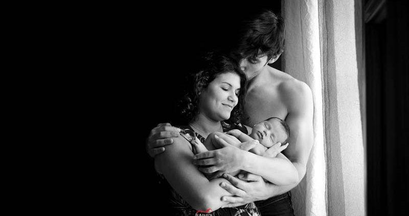 Fotos de bebé recién nacido en sevilla