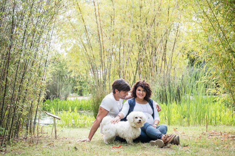 regalar album de fotos de embarazo y bebé en Sevilla