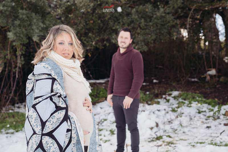 Exteriores, los reportajes más bonitos de embarazo de Sevilla Los mejores fotografos de bebes