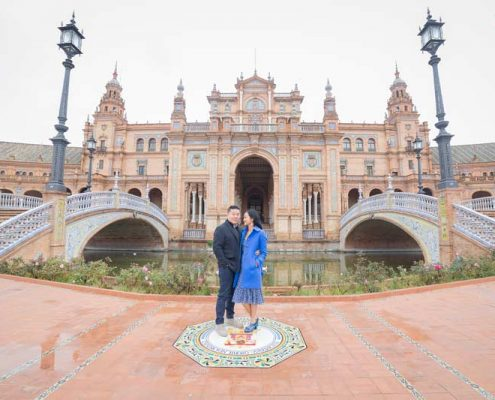 vacation photographer personal photographer to hire a photographer in Seville