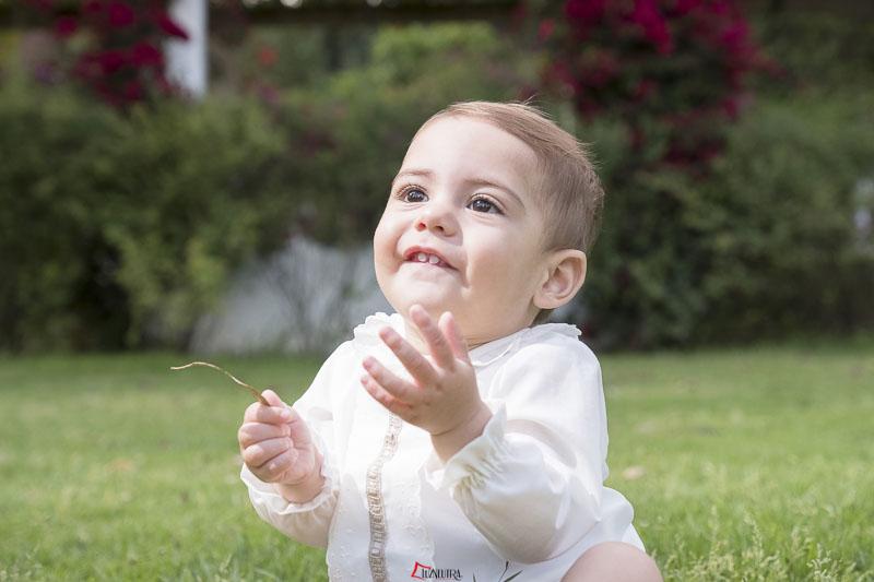 reportaje de fotos de familia en el Parque de María Luisa Sevilla