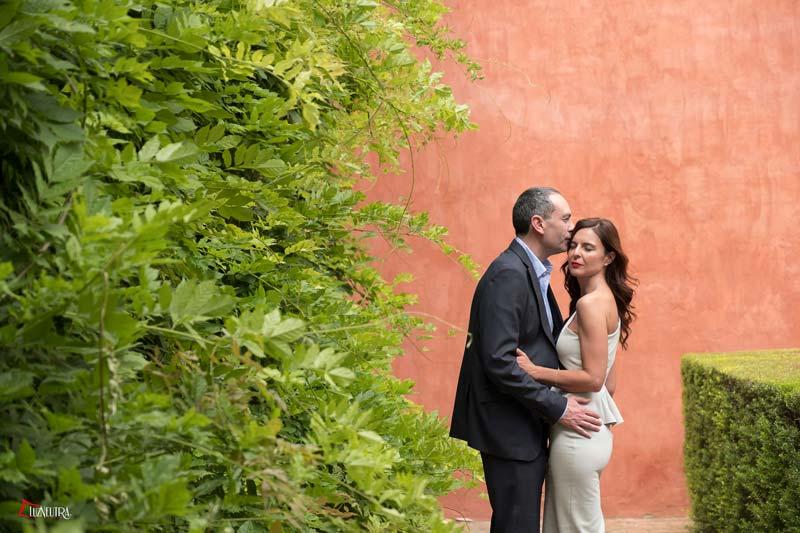color emocion y sentimientos en una boda sevillana