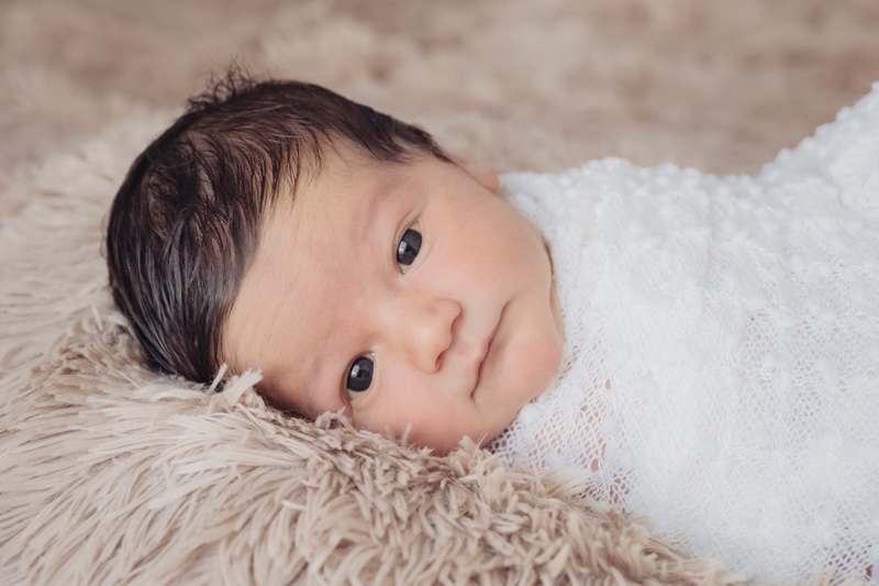 reportaje de recién nacido new born en sevilla