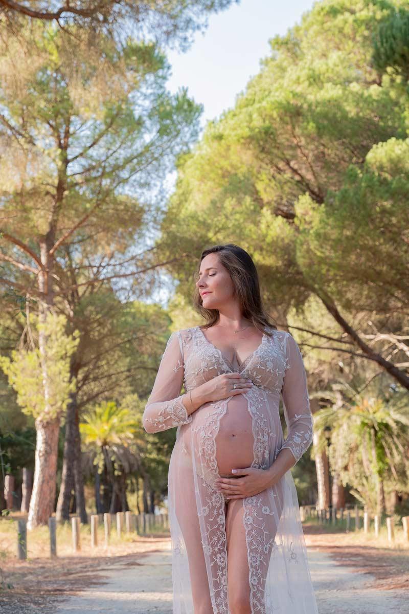 fotos de embarazada en la naturaleza parque de doñana sevilla